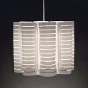 Line Hvid Pendel Lampe