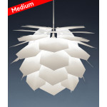 MEDIUM Pineapple Six Pendel Lampe