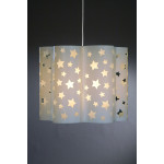 Star Hvid Pendel Lampe