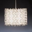 Puzzle White Pendant Lamp
