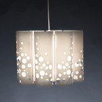 Mixed Bubbles White Pendant Lamp