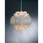 Diamond White Pendant Lamp